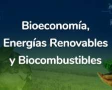 Bioeconomía, Energías Renovables y Biocombustibles
