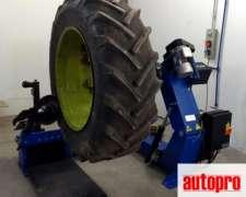 Desarmadora De Neumáticos Camiones, Agrícolas Y Vial