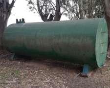Tanque de Combustible Estatico 10000 Lts muy Bueno