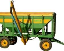 Tolva Semillera 14 M3 Agrotec