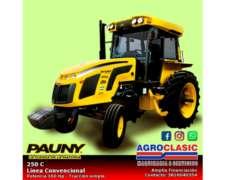 Tractor Pauny 250 C - Agroclasic