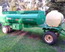 Tanque 3000ltrs Combinado 750 Agua Baulera Cajonera