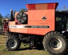 Cosechadora Massey Fergusson 9790