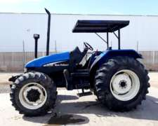 Tractor New Holland Boomer TL 75 4wd- Usado
