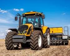Tractor Valtra Mod. A-124 HI Tech 4X4 Cabinado (disponible)