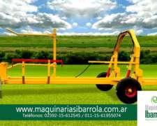 Cargador Transportador de 5 Rollos Maccari