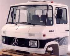 Cabina Mercedes Benz L608