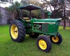 Tractor John Deere 2420 Motor 85 HP