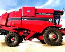 Cosechadora Vassalli - Linea Axial - V760 2wd