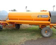 Acoplado Tanque Para Combustible Combinado