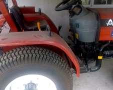 Tractor Hanomag 300p Nuevo con Cespera Corte