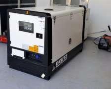 Generador Deutz De 30 Kva Con Cabina Sonorizada