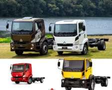 Camiones Agrale con Financiacion Euro 5 - 48 Meses en Pesos