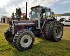 Massey Ferguson 5160 con Duales 18.4x34