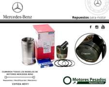 Piston para Mercedes Benz OM 460