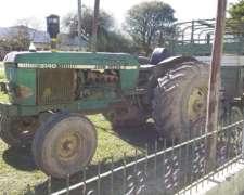 Tractor Jhon Deere 3140 Año 86