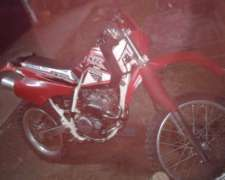 Vendo Honda Xr 250 Mod 94