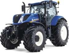 Tractor New Holland T7 215 Full Powershift Nuevo 190 HP / T7