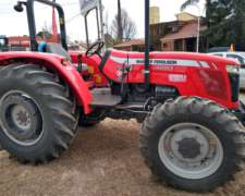 Tractor Massey Ferguson 4292 3 Puntos Rops Nuevo