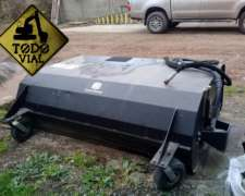 Implemento Barredora John Deere Bp72 P/minipala Todo Vial