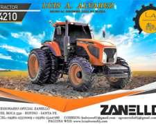 Zanello 4210 Nuevo 210 HP. DT.