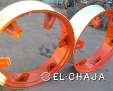 Llantas Agrícola Tractor 12.4.36 (fiat Superson Someca).-