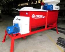 Quebradora Mezcladora Eléctrica Fija Pirro JP 2300-e