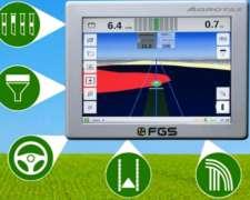 Nuevo Piloto Automatico Con Monitor Integral (agrotax Fgs).