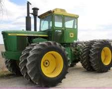 Compro Tractor Articulado Jhon Deere 7520