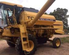 New Holland TC57 Impecable Estado