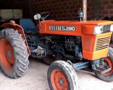 Tractor Kubota 280 con 3 Puntos Original