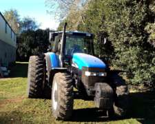 New Holland TM- 165 con Duales Impecable