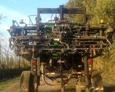 Metalfor 3200 - 2015 con Corte de Sección y Piloto