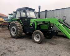 Deutz Fhar AX 4.100 , Doble Embrague y Pala