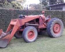 Tractor Fiat con Pala