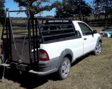 Jaula Para Camioneta Adaptable