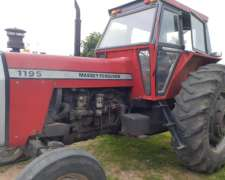 Massey Ferguson 1195 Rodado 18.4x38