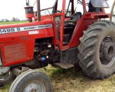 Tractor Massey Ferguson 1499 con Cabina