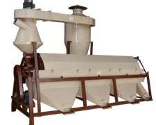 Limpiadora y Calibradora para Semilla de Soja - Delba SRL
