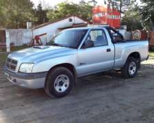 Chevrolet S10 2006 Cabina Simple Con 142.000 Kmts,reales