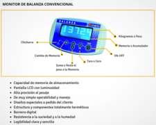 Balanza EFE y EFE para Tolvas de 1 o 2 Ejes
