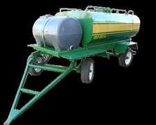 Acoplado Tanque Indus Bell Cap: 2000-3000-5000 Lts