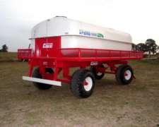 Chasis para Tanques Conese de 8000 Lts - Correa