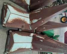 Kit a 70 cm Capot y Punteras Maizco