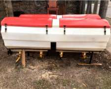 Fertilizador de 9 Surcos