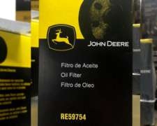 Combo 2 Filtros Tractor John Deere 5705