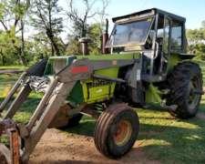 Tractor Zanello 230 con Pala Frontal
