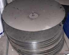 Discos para Rastra 26 X 5mm Lisos o Dentados