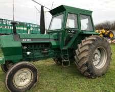 Tractor Deutz AX120 con 3 Puntos