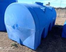 Tanque Plástico de 6000 Lts